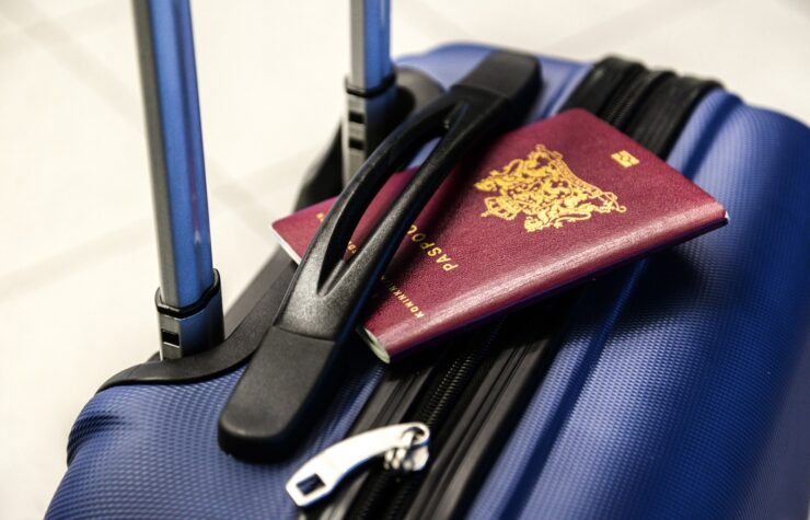 Paszport do wizy do USA