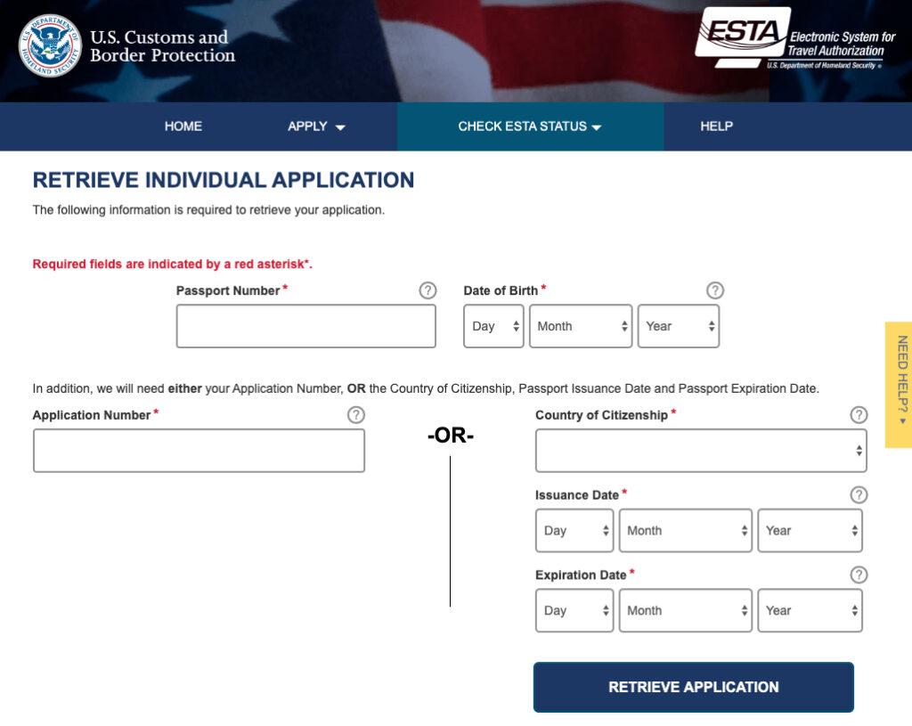 Jak długo ważna jest autoryzacja w ESTA