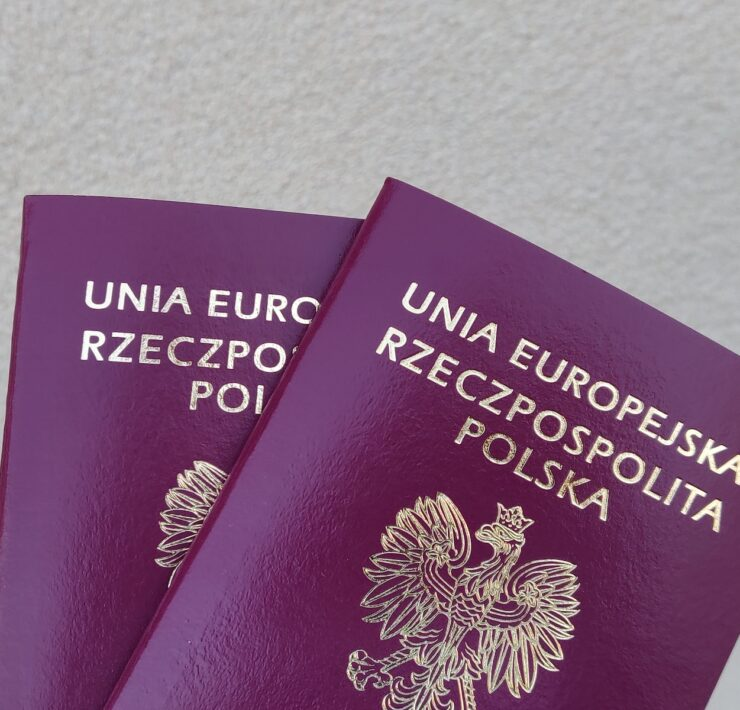 Zgubiony/skradziony paszport z ważną wizą do USA