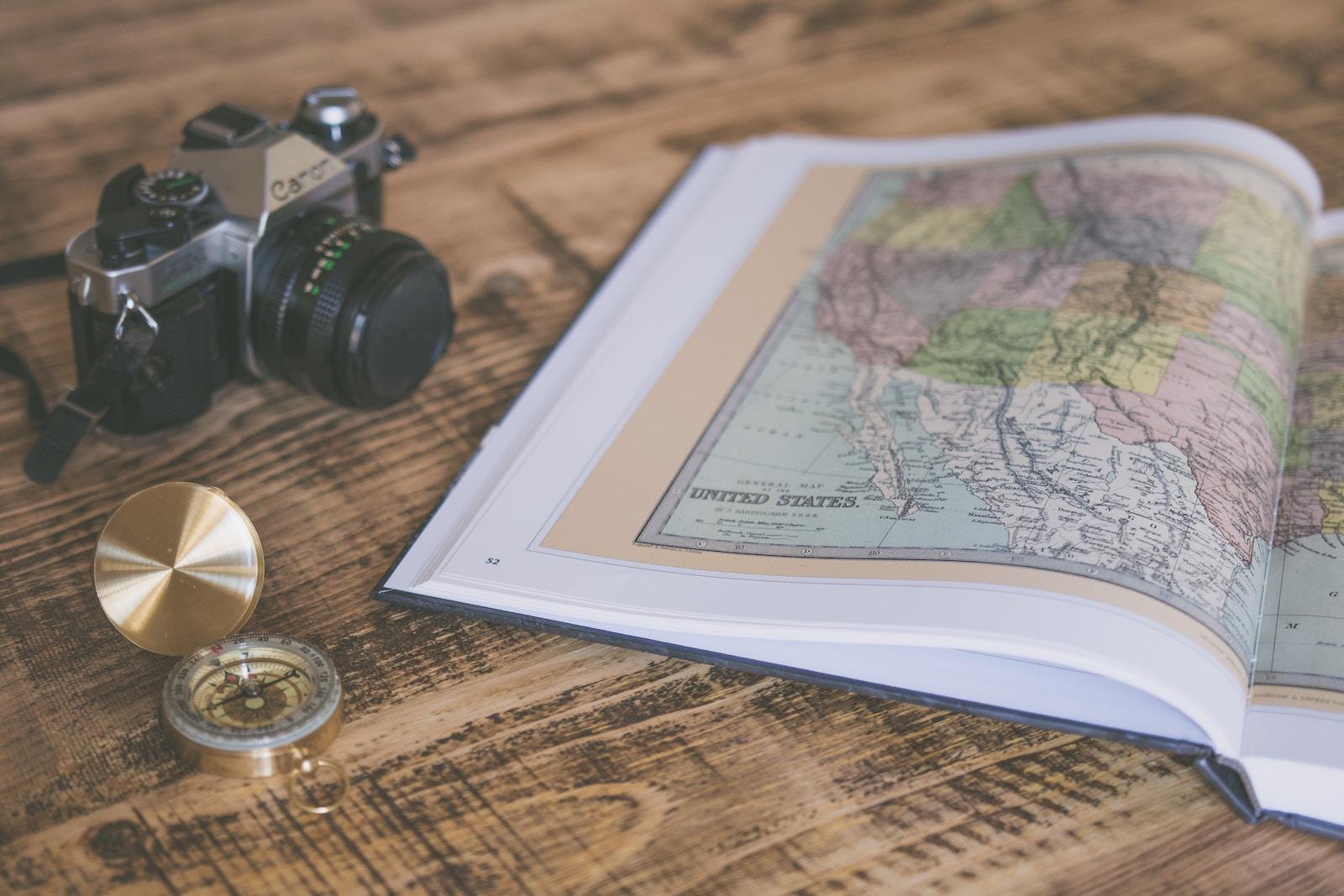 Jak zorganizować podróż do USA
