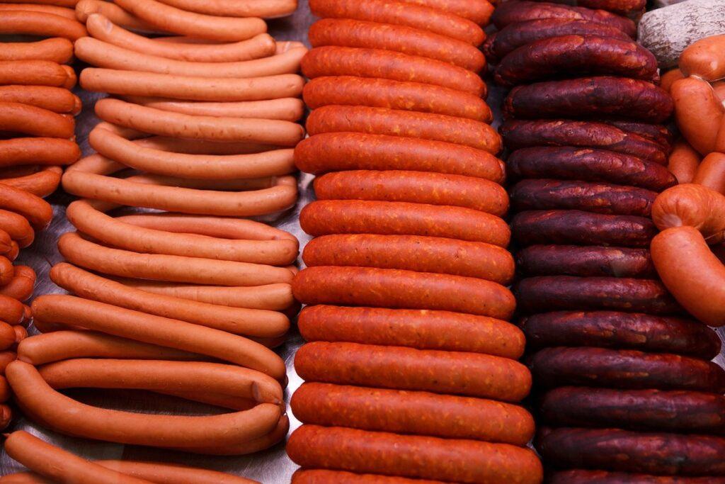 Kiełbasa, mięso - czego nie wolno wwozić do USA