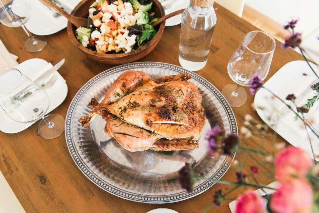 Thanksgiving - tradycyjne potrawy