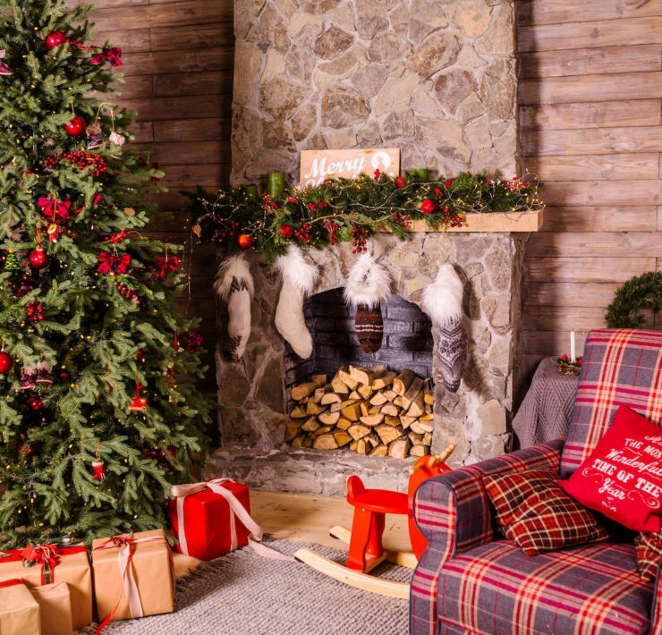 Boże Narodzenie w USA