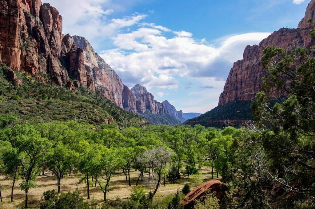 Parki narodowe w USA - noclegi