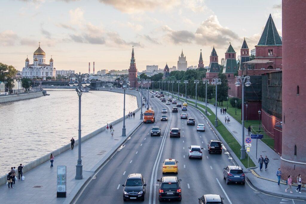 Wiza do Rosji - plan podróży