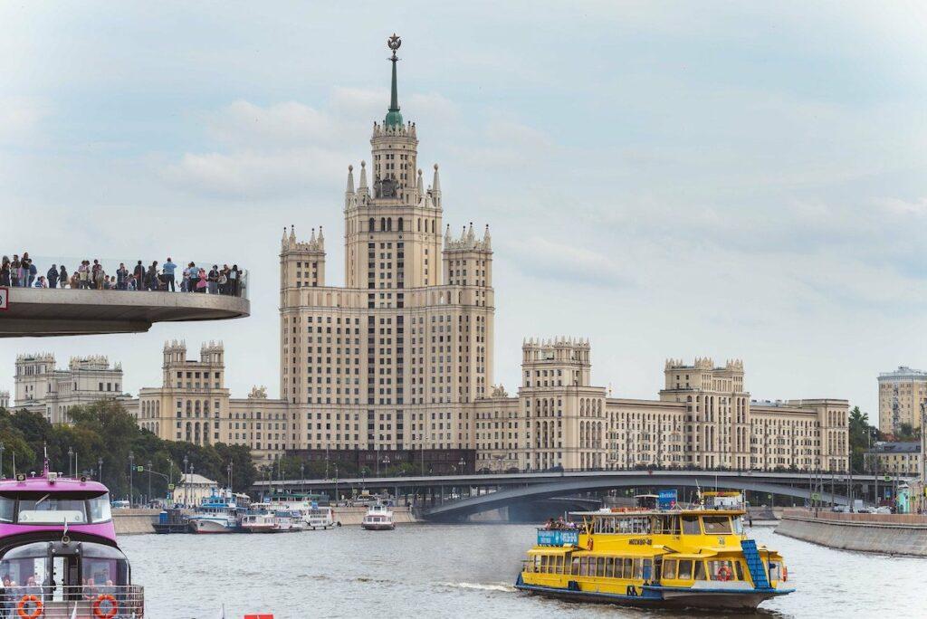 Wiza do Rosji - wniosek wizowy