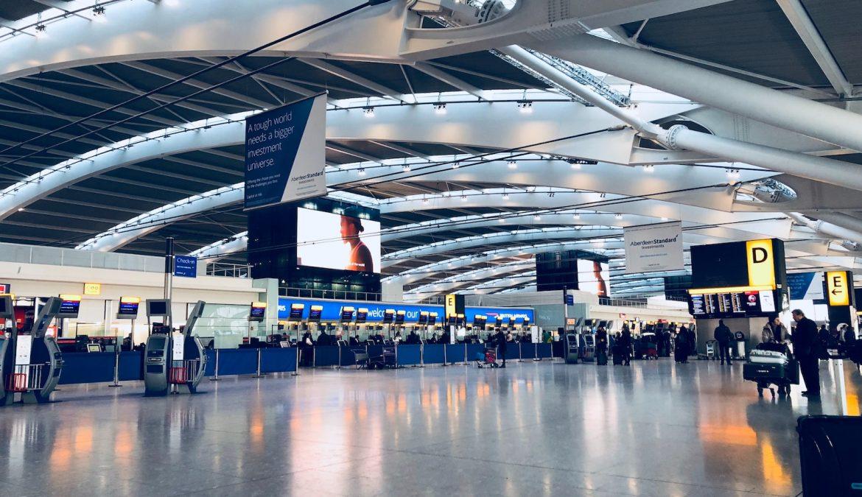 Wiza tranzytowa do USA/wizy dla członków załogi samolotu lub statku