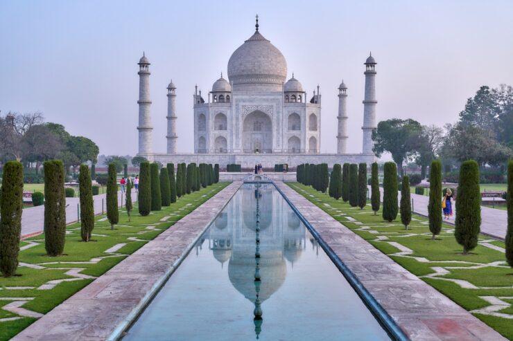 E-wiza do Indii