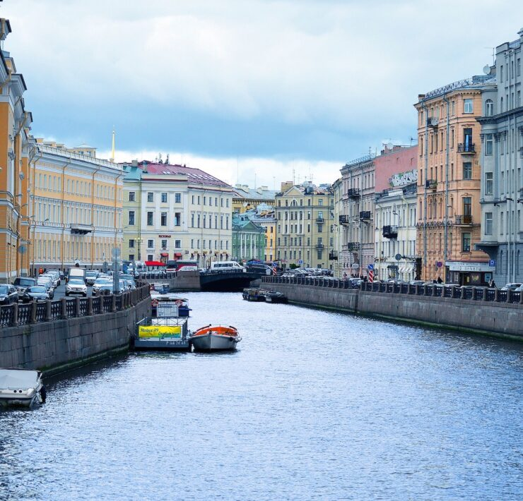 E-wiza do Rosji - Petersburg, Kaliningrad