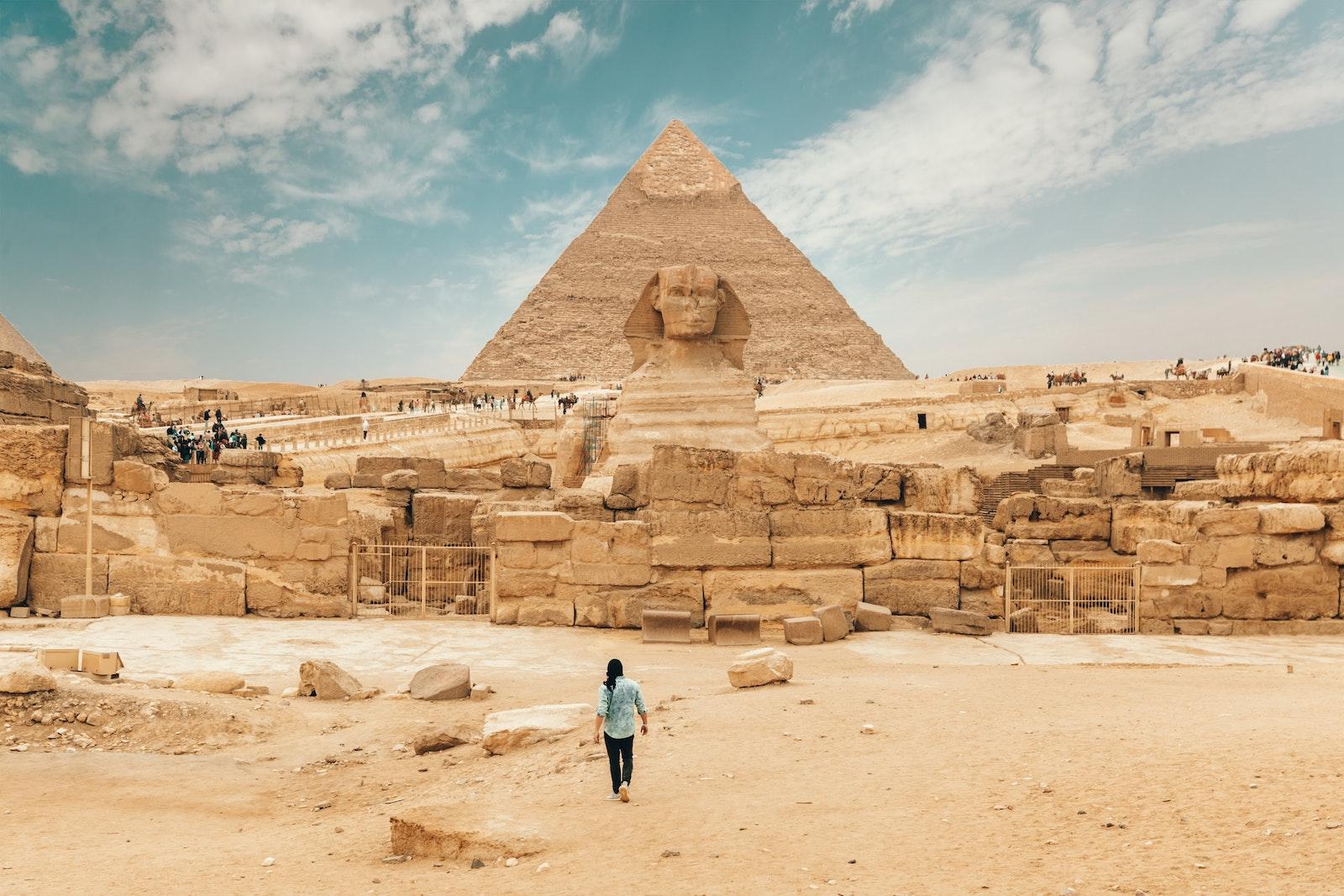 Wiza do Egiptu (e-wiza) - krok po kroku jak uzyskać