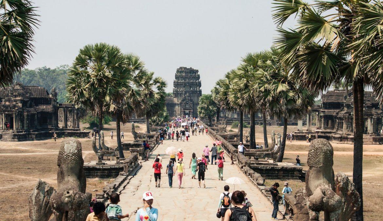 Wiza do Kambodży (e-wiza) - krok po kroku