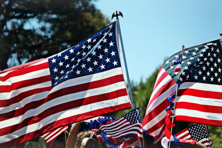 4 lipca - Dzień Niepodległości w USA