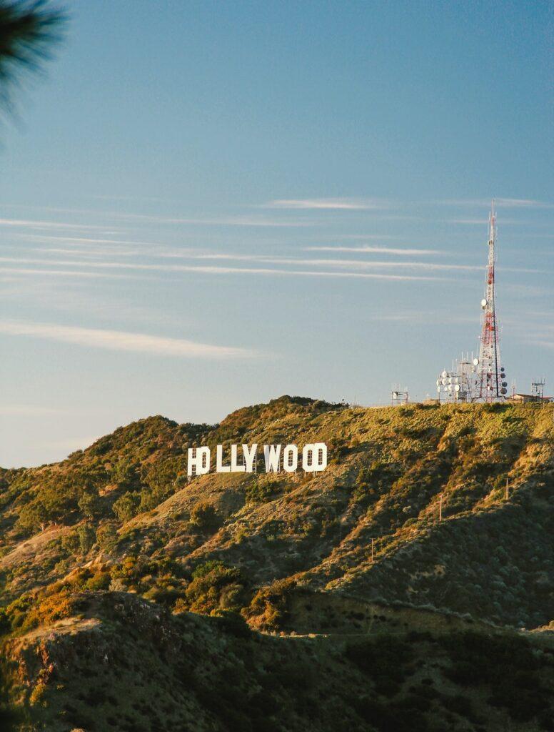 Hollywood - Los Angeles - miasta USA
