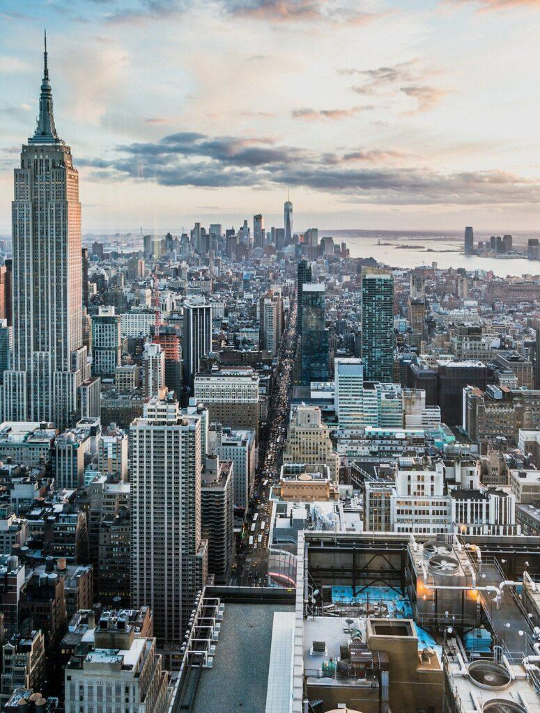 Nowy Jork - panorama miasta
