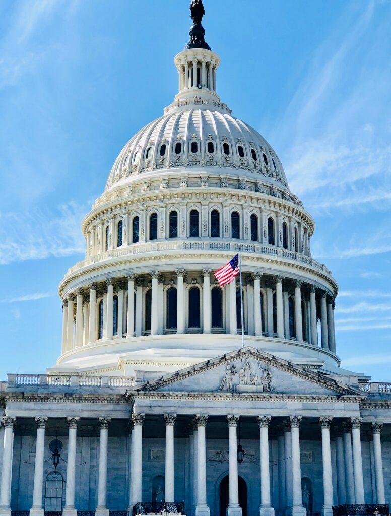 Waszyngton - Kapitol - miasta USA