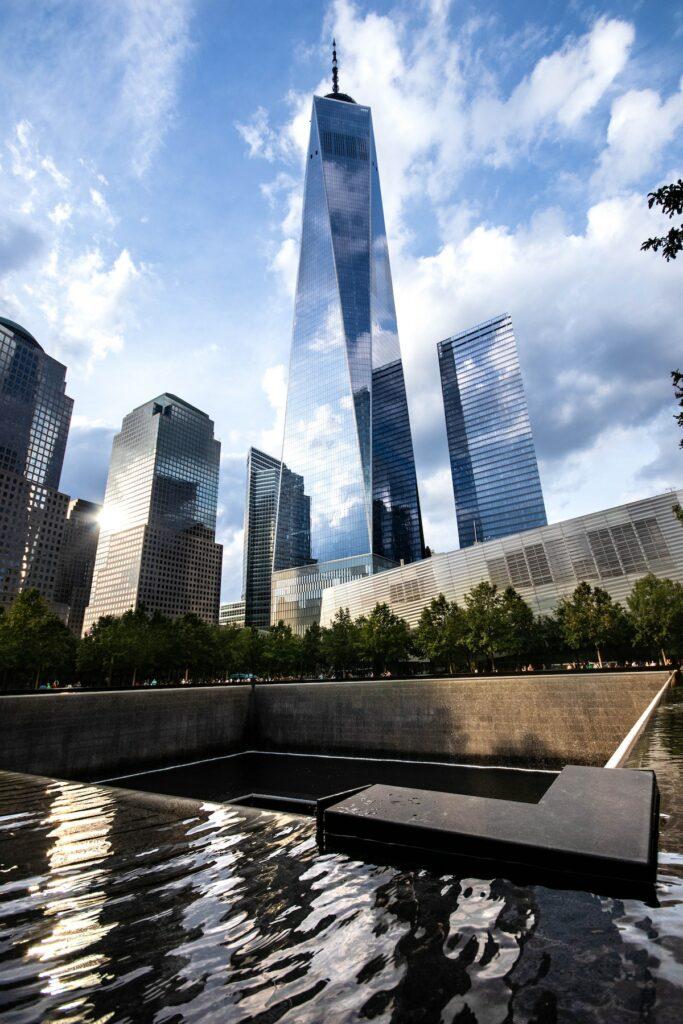 9/11 Memorial w Nowym Jorku
