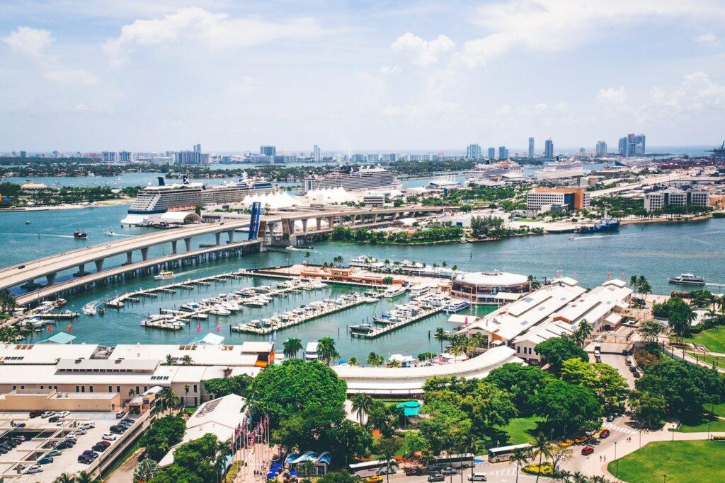 Port of Miami - największy port pasażerki na świecie