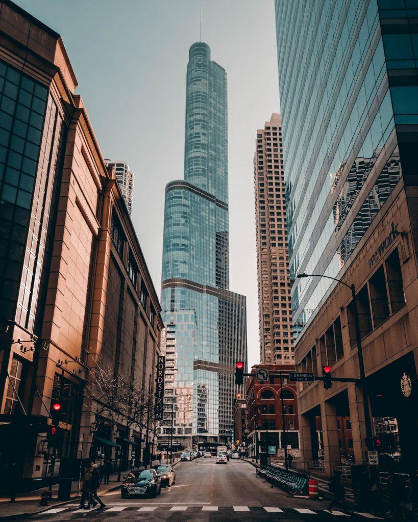 Trump Tower w Chicago