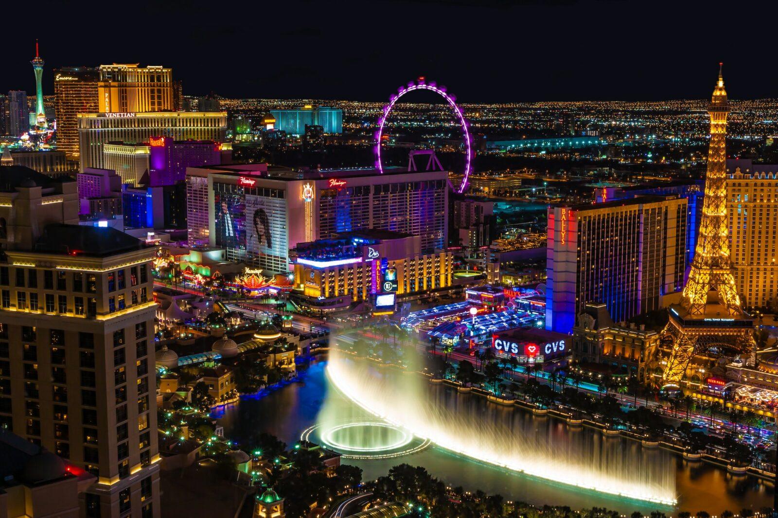 Las Vegas - co warto zobaczyć w Mieście Grzechu?