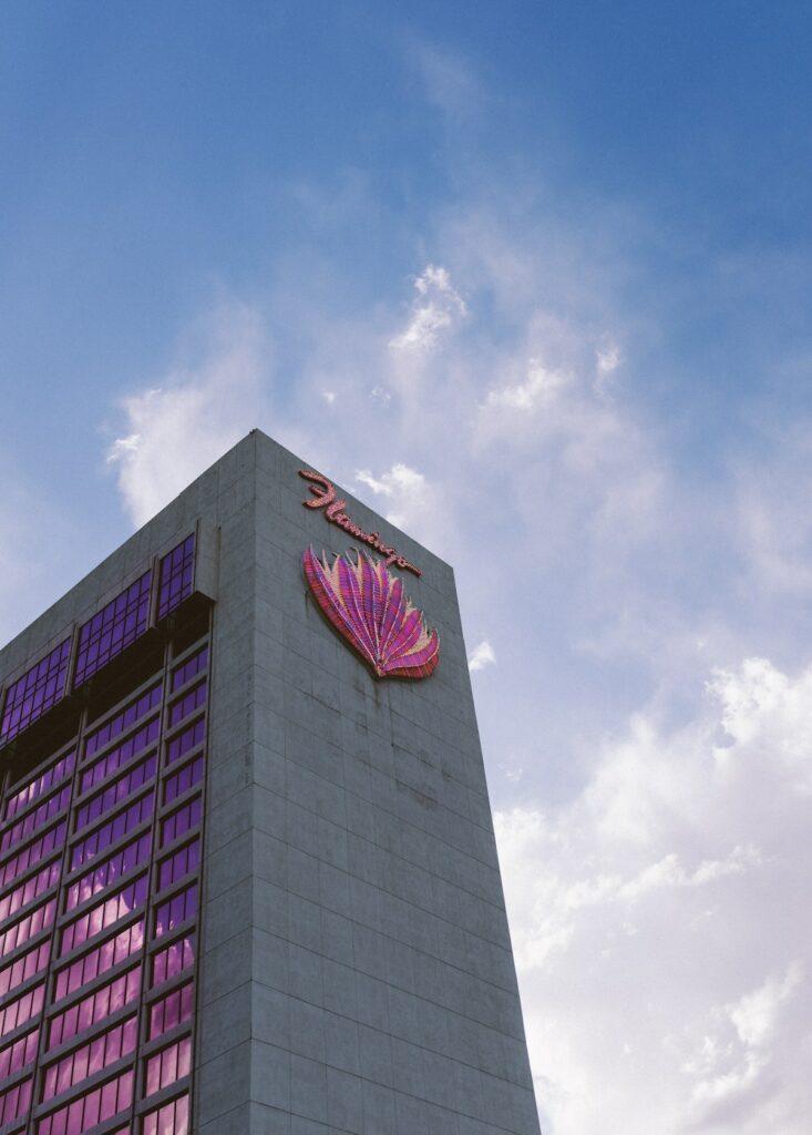 Las Vegas - The Flamingo Hotel & Casino